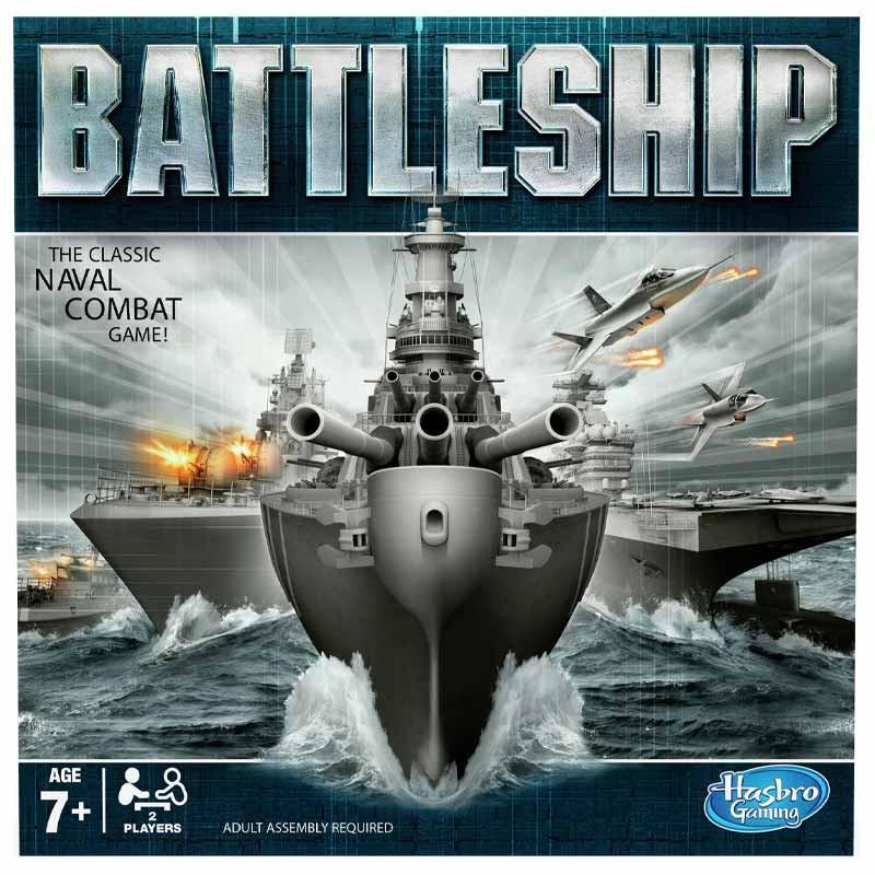 Juego Battleship Refresh