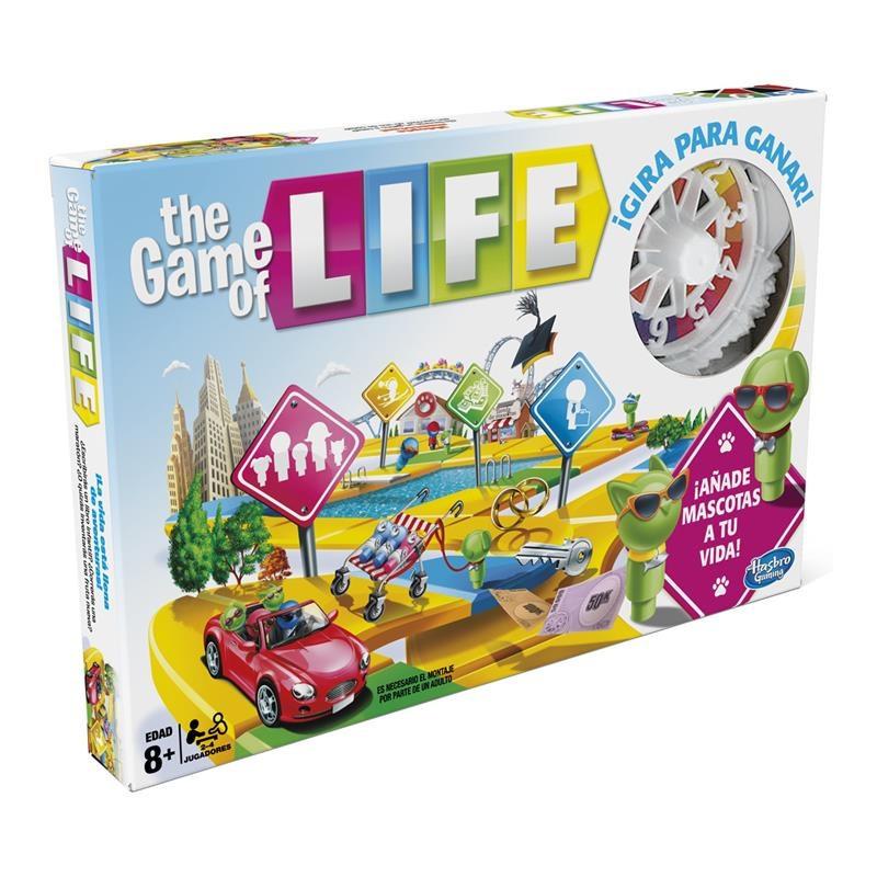 Game of life Añade mascotas a tu vida