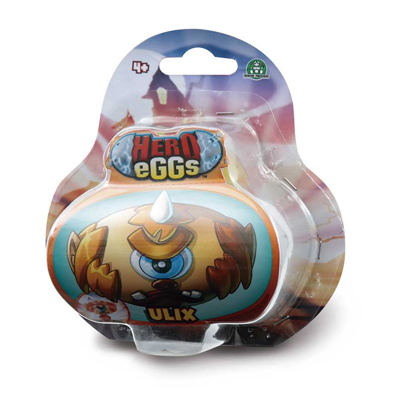 Hero Eggs Monsters 1 figura