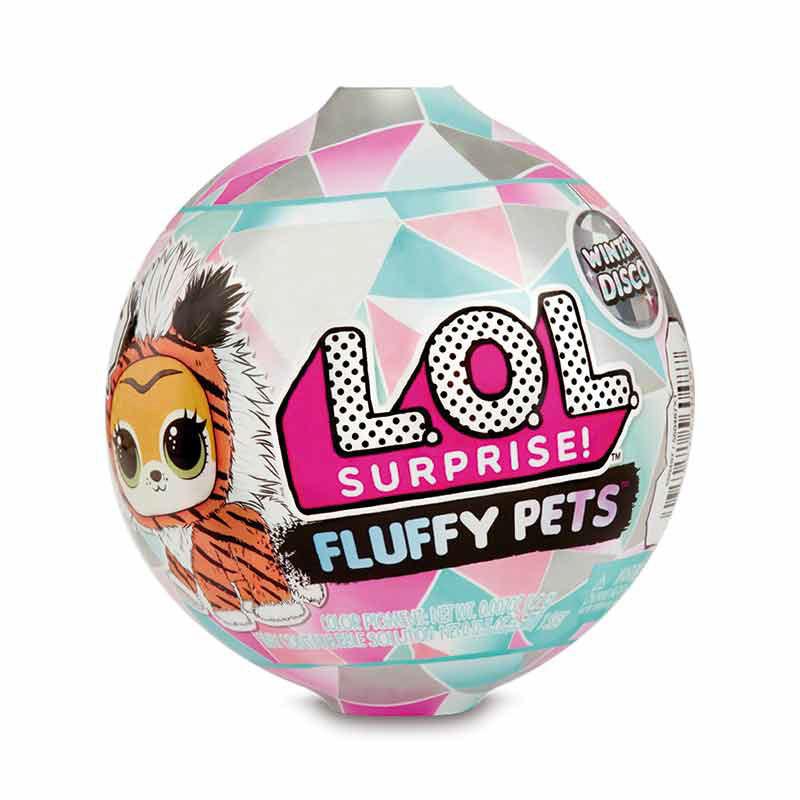 LOL Surprise Fluffy pets winter