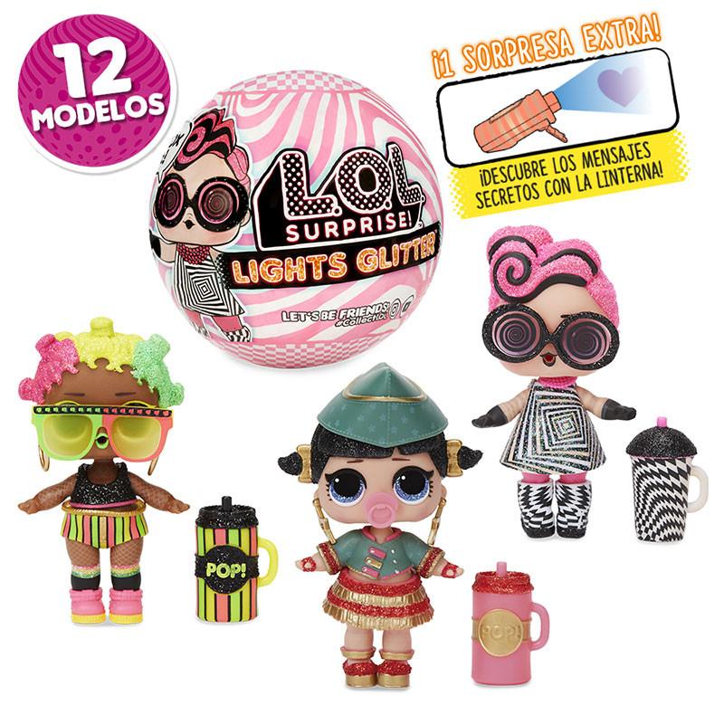 LOL Surprise S7 - Lights Glitter