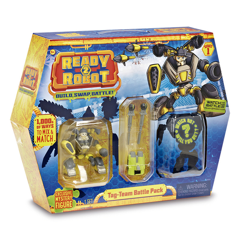 Ready 2 Robot Battle Pack Tag Team