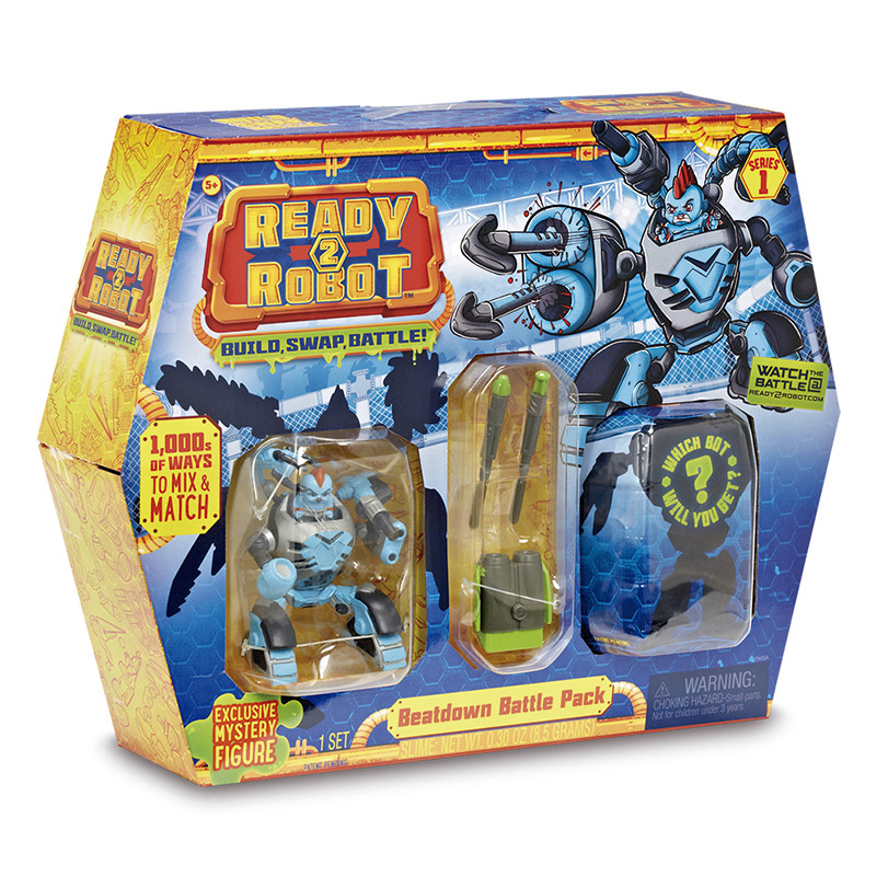 Ready 2 Robot Battle Pack Beat Down