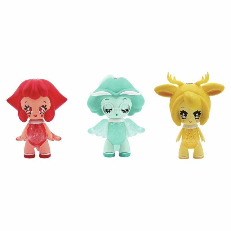 Glimmies mini muñecas