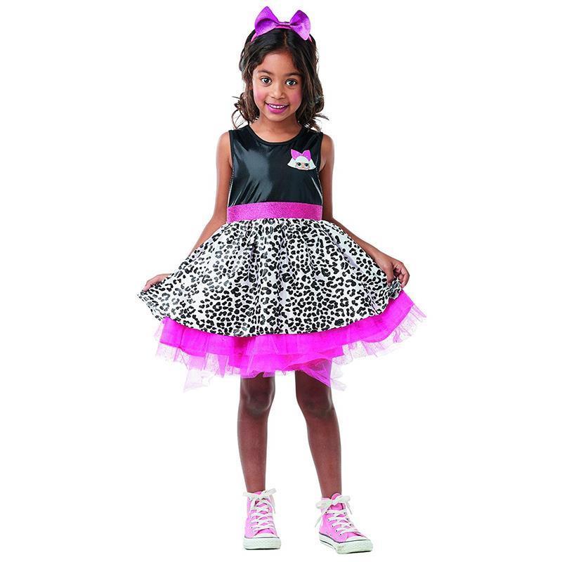 Disfraz LOL Surprise Diva Infantil