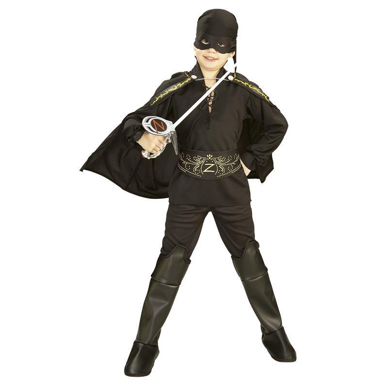 Disfraz Zorro Infantil