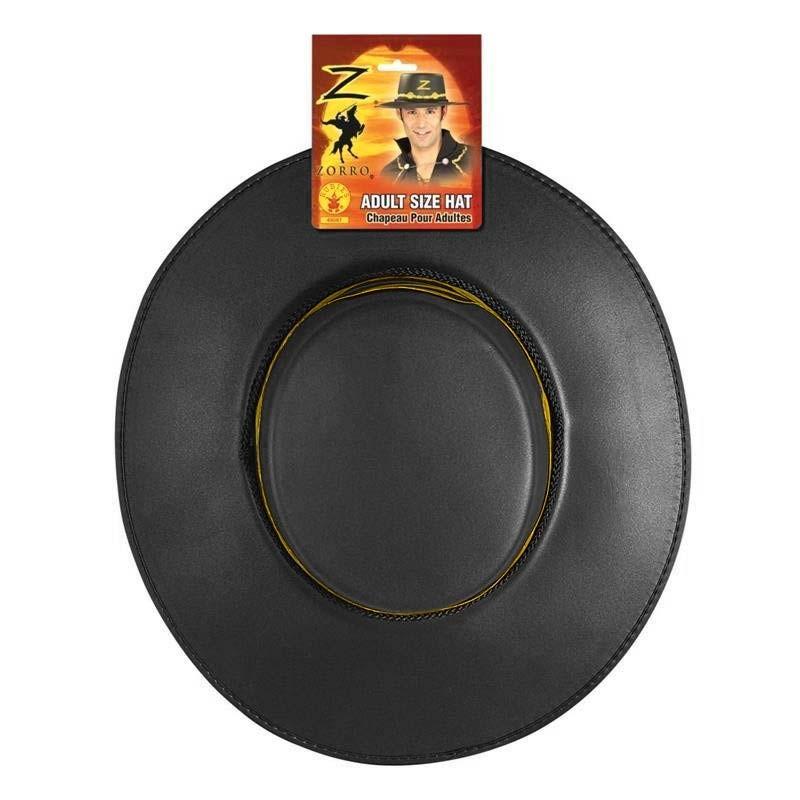 Sombrero el Zorro Adulto