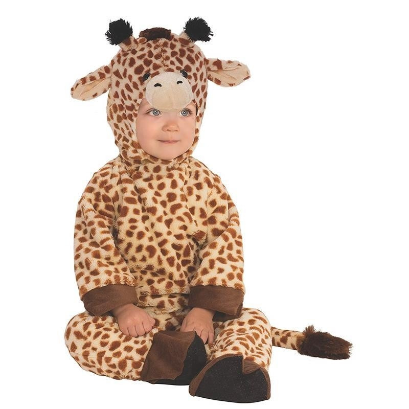 Disfraz jirafita bebé