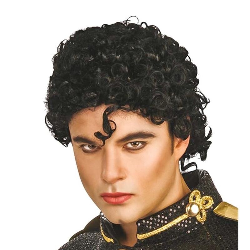 Peluca Michael Jackson
