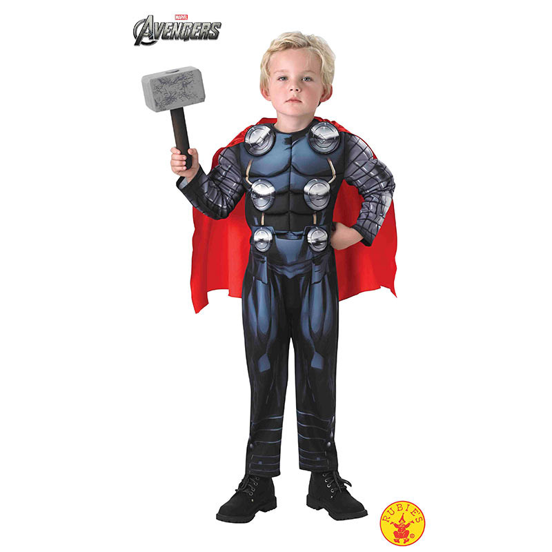 Disfraz Thor Avengers deluxe inf
