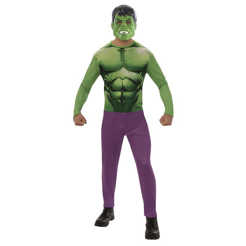 Disfraz Hulk adulto