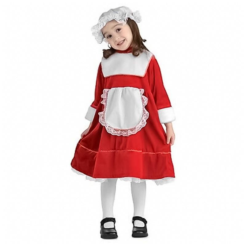 Disfraz Lil Mrs. Santa Claus inf