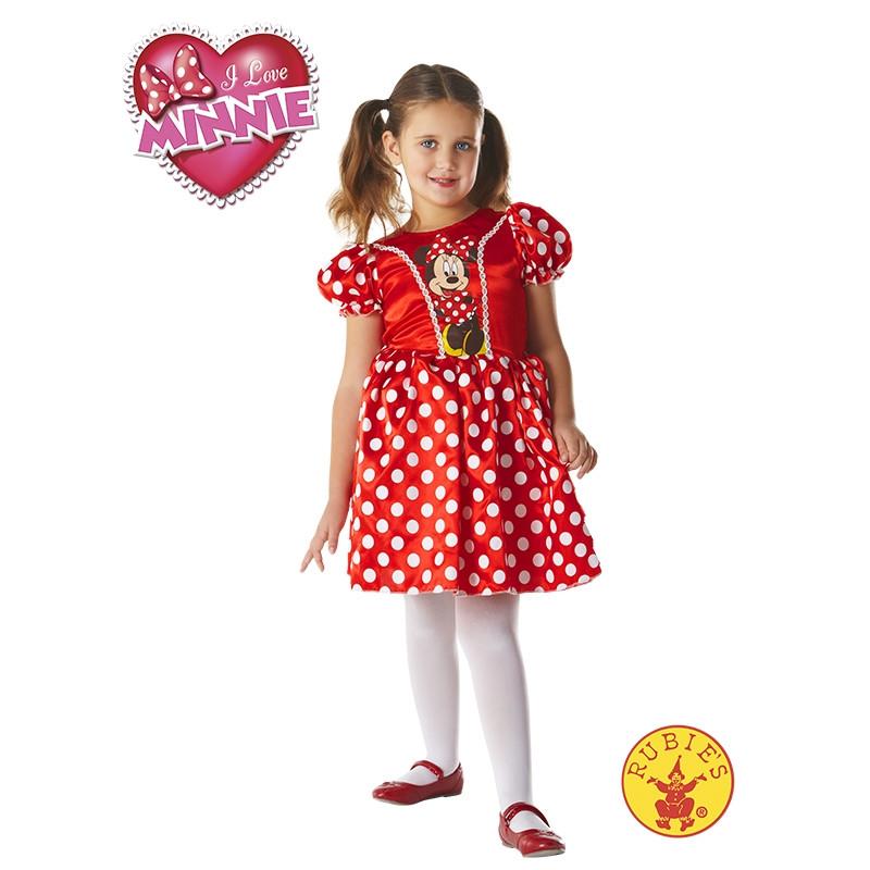 Disfraz Classic Minnie Mouse Infantil