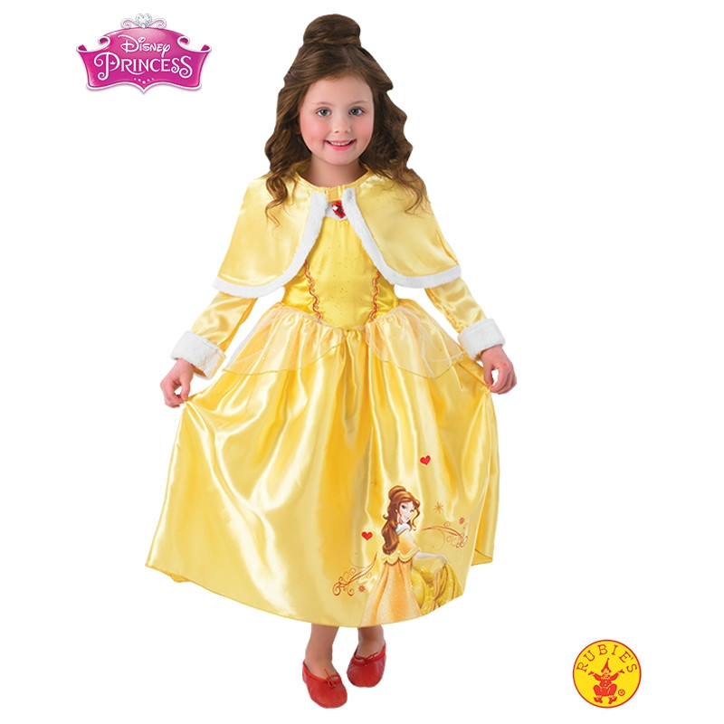 Disfraz Bella Winter Disney Princess Infantil