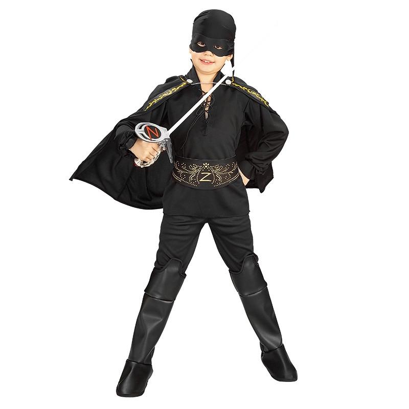 El Zorro Disfraz Infantil