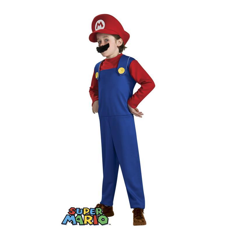 Mario Disfraz Infantil