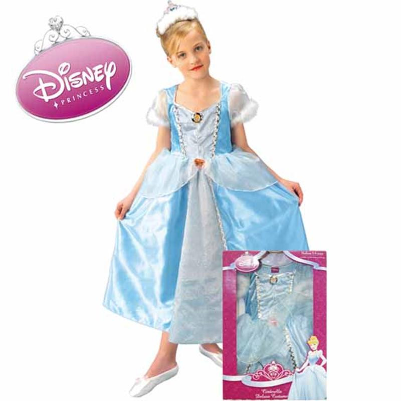 Disfraz Cenicienta Disney Princess Infantil