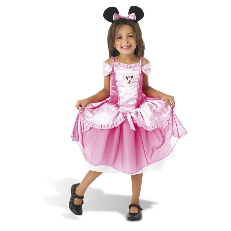 Disfraz Minnie Mouse Classic Ballerina Infantil