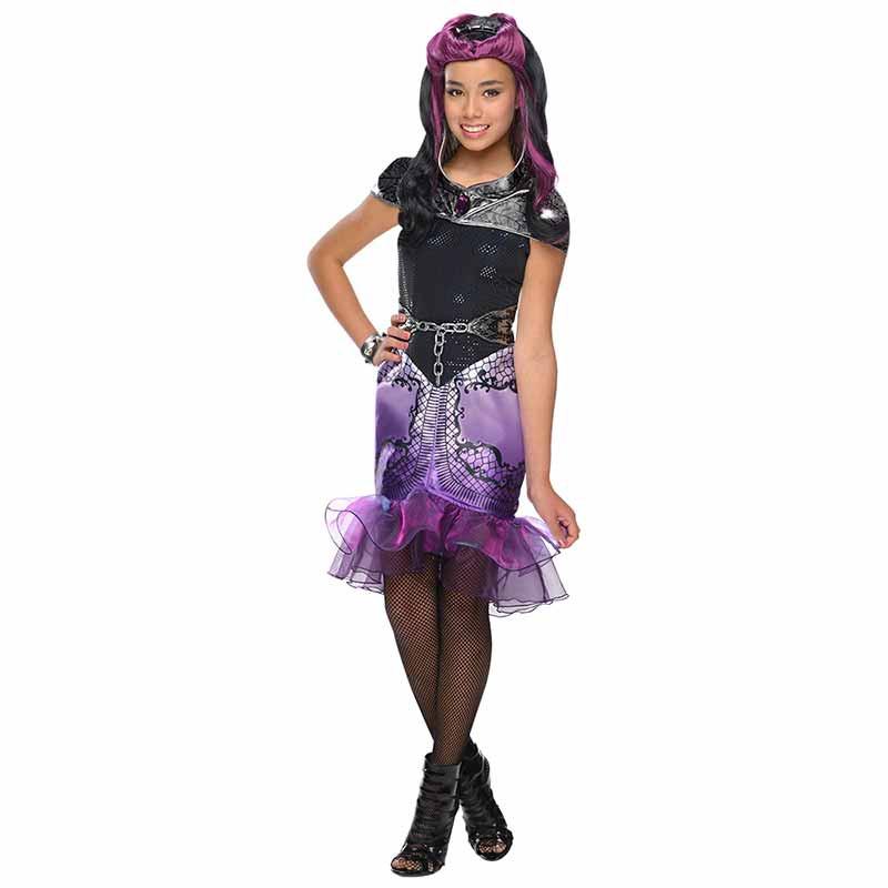Disfraz EAH Raven Queen infantil