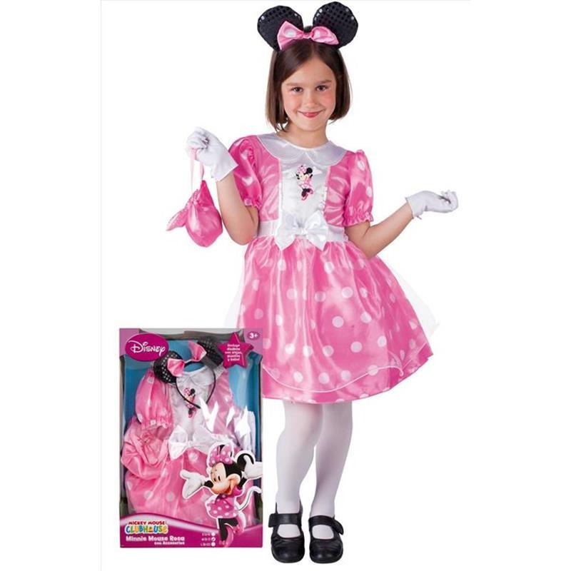 Disfraz Minnie Mouse Infantil