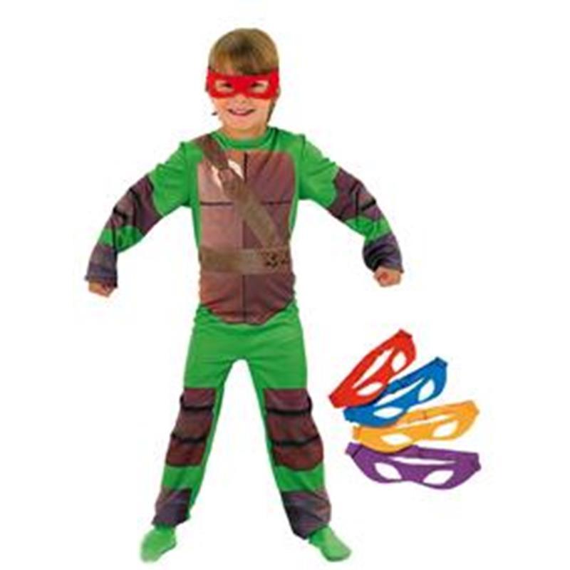 Disfraz Tortugas Ninja Classic Infantil
