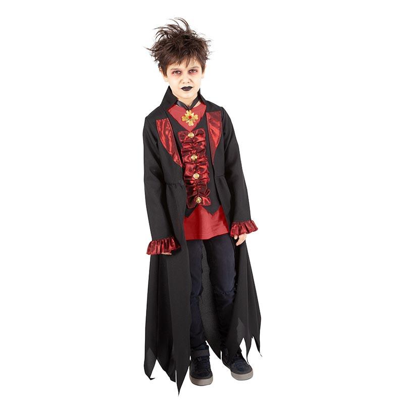 Disfraz Vampiro Con Sonido Inf