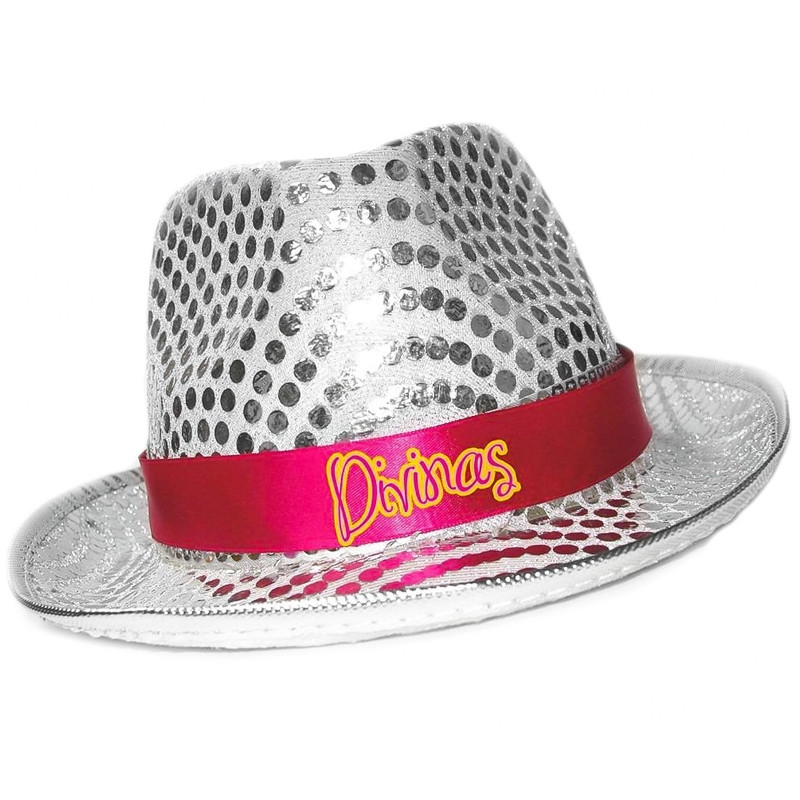 Sombrero Plateado