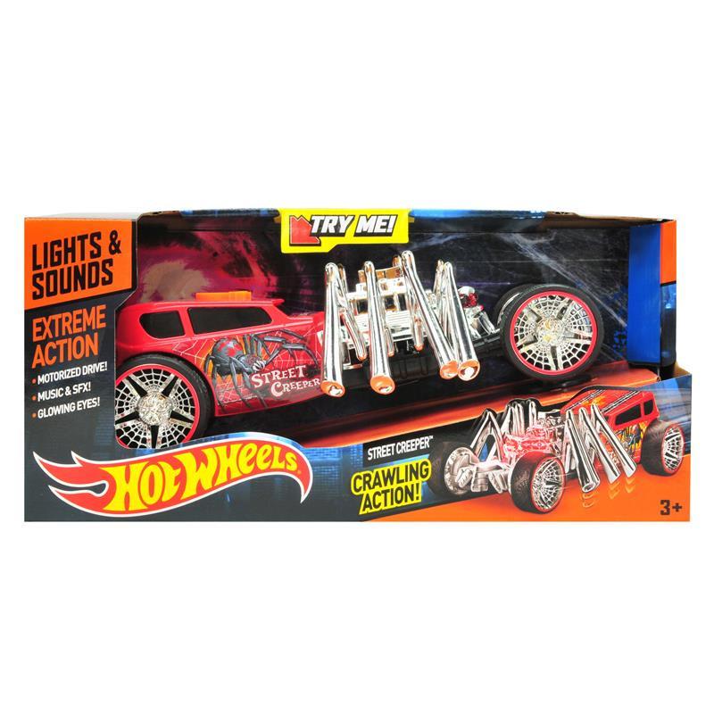 Hot Wheels vehiculo Street Creeper
