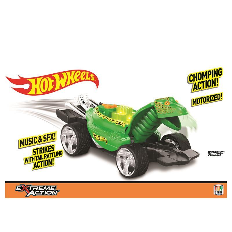 Hot Wheels vehiculo Turboa