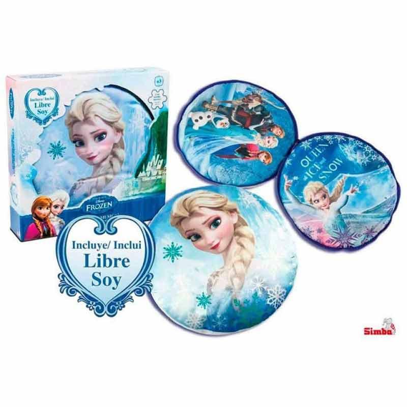 Guardasecretos Musical Frozen
