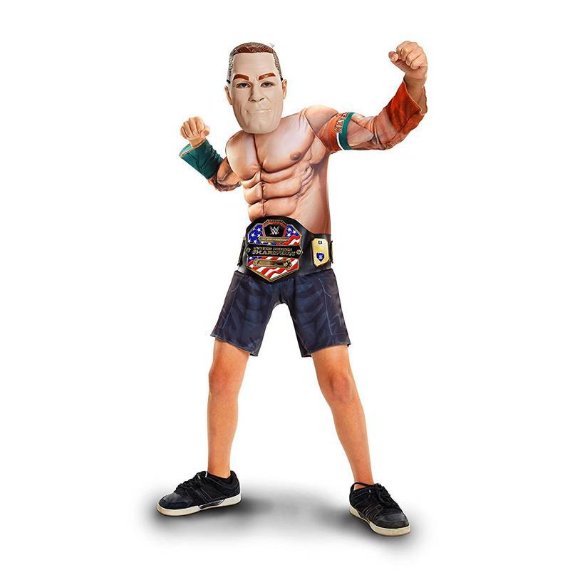 Disfraz John Cena luchador WWE