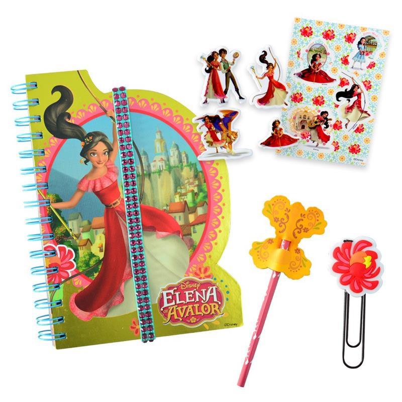 Diario con accesorios Elena de Avalor