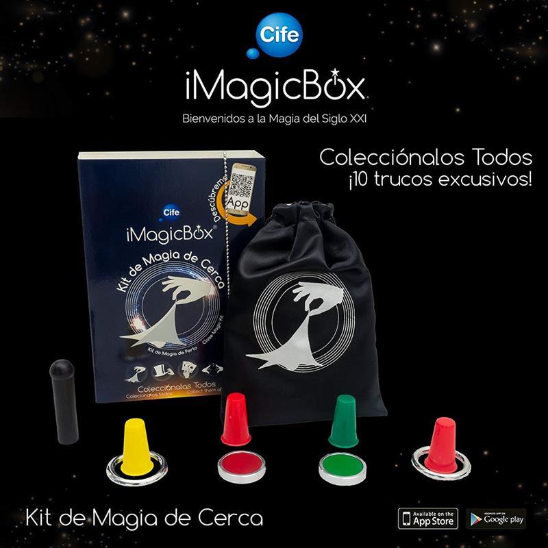 Imagicbox Magia Cerca mini edition