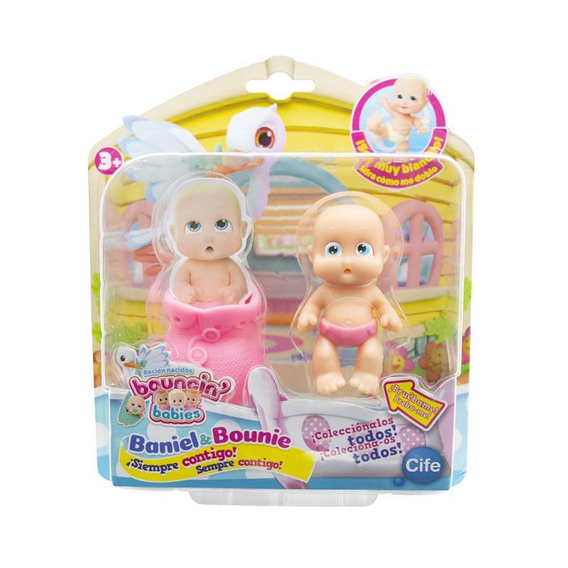 Bouncin Babies recién nacidos Siempre contigo