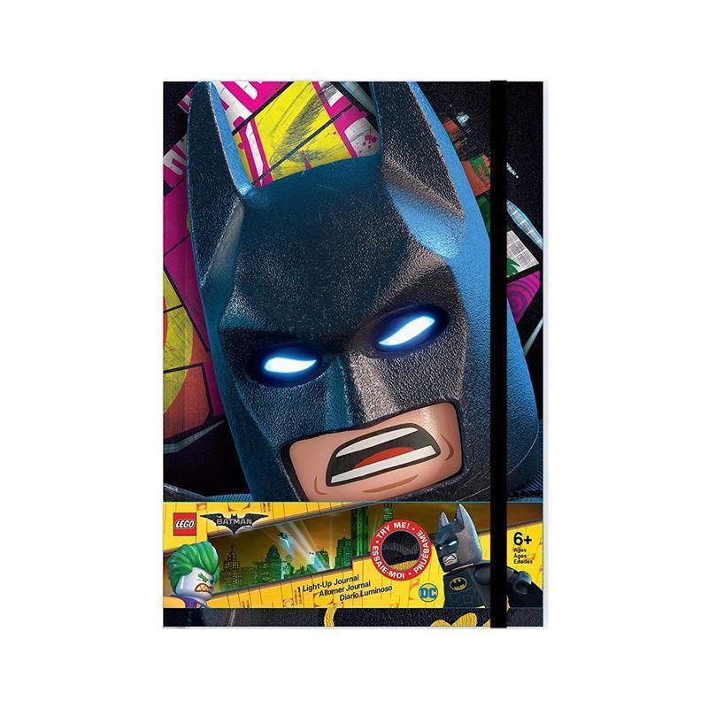 LEGO Batman Movie agenda con luz