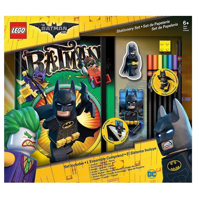 LEGO Batman Movie agenda y accesorios