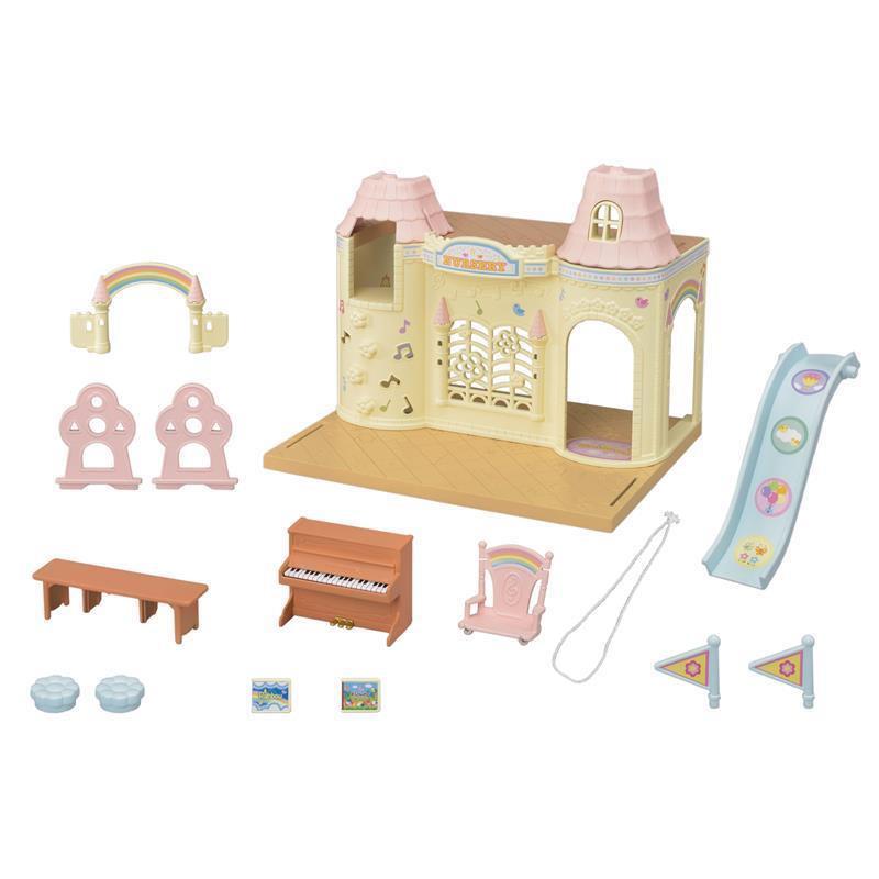 025f03ebe94 Comprar Sylvanian Families guardería del castillo de Epoch. 2 a 3 anos