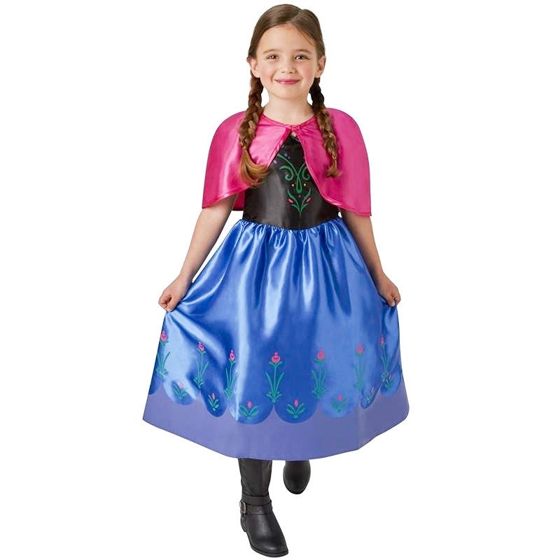 Disfraz Anna Frozen infantil