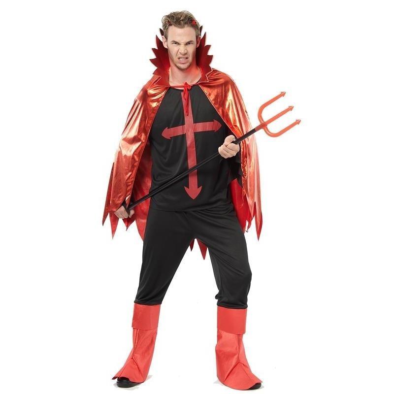 Disfraz demonio Adulto