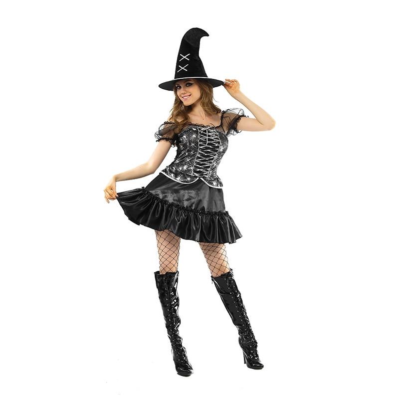 Disfraz de bruja Adulto