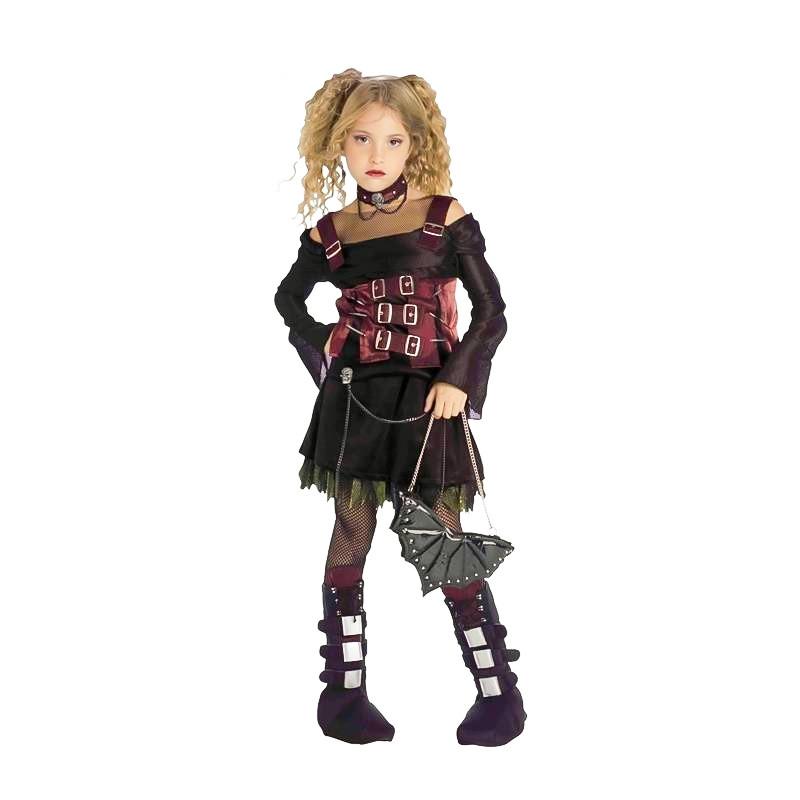 Disfraz Vampiresa Trendy Infantil