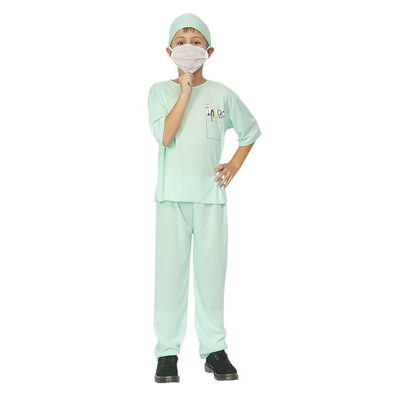 Disfraz Medico Infantil