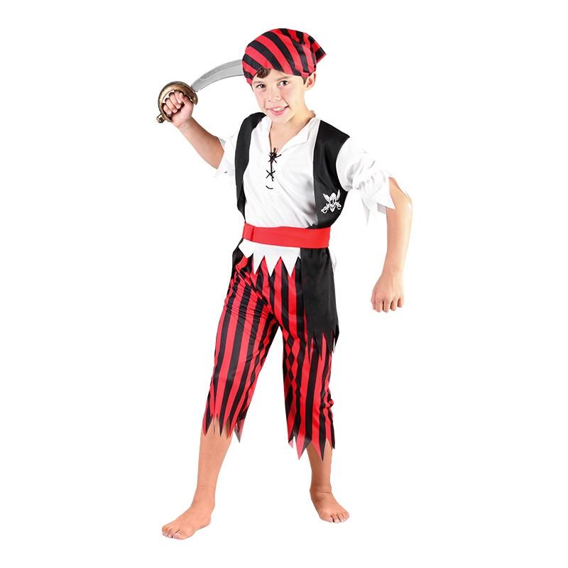 Disfraz Niño Pirata Infantil
