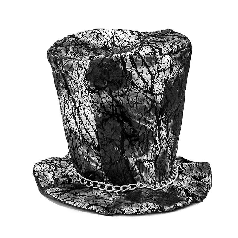 Sombrero Terror Negro Adulto Halloween