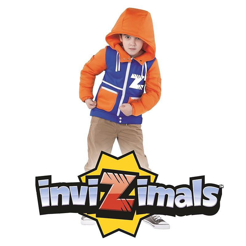 Cazadora Invizimals Infantil