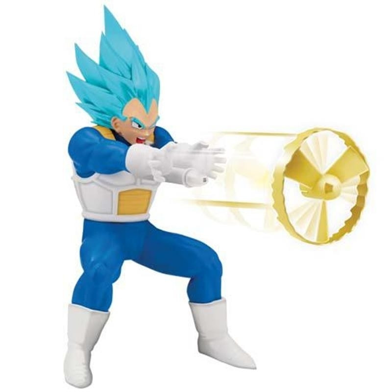Figura Dragon Ball Super Saiyan Blue Vegeta