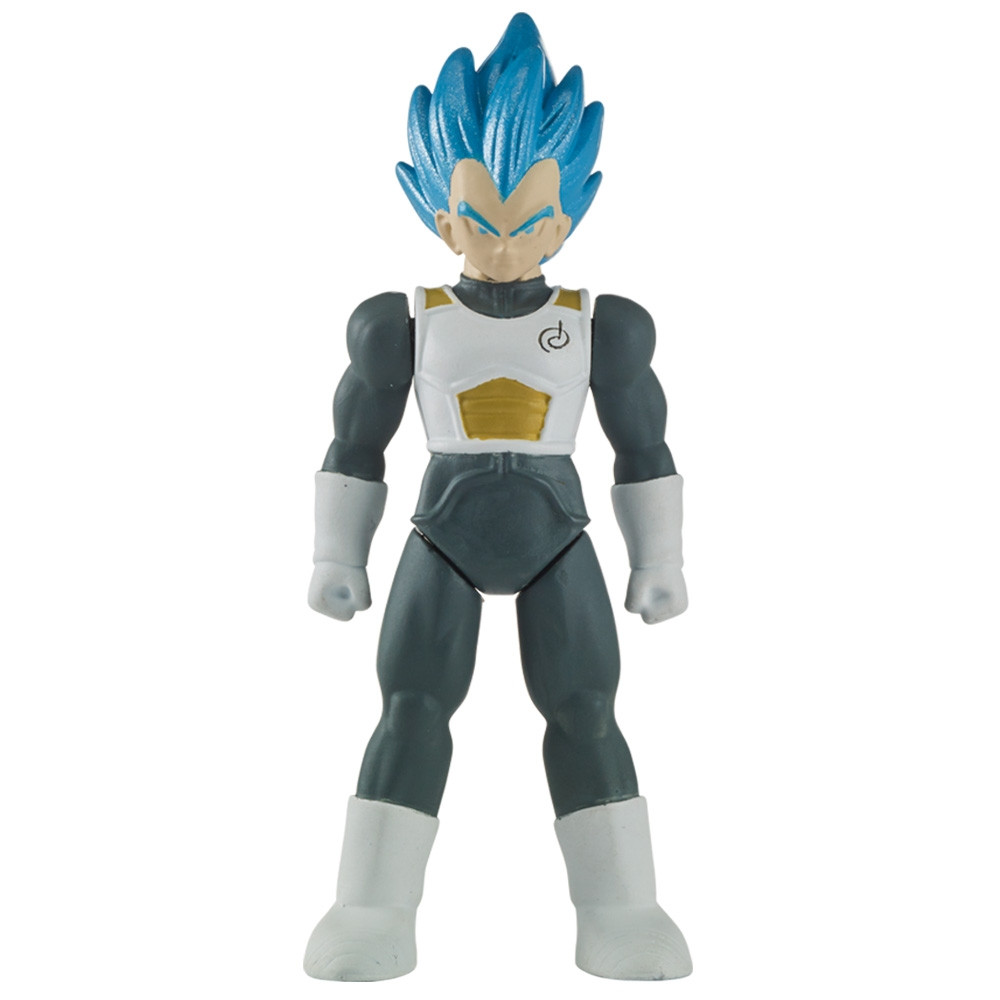 Dragon Ball figura de combate Súper Blue Vegeta