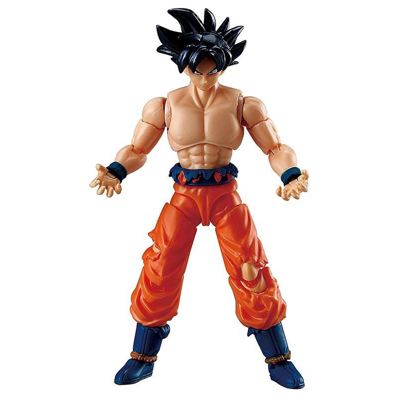 Figura Ultra Instinct Goku Dragon Ball Evolve