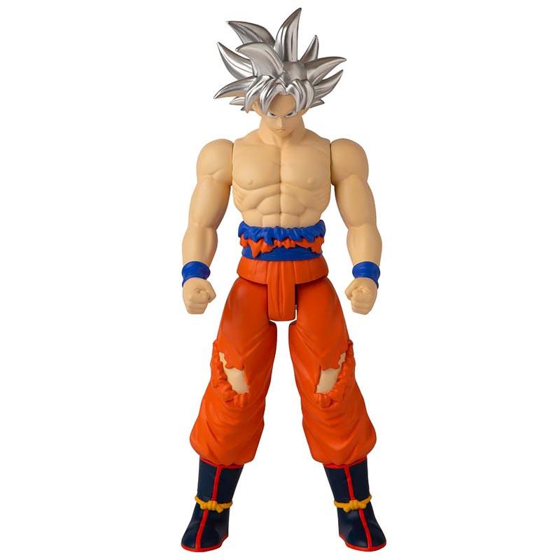Dragon Ball Goku ultra instinto Limit Breaker