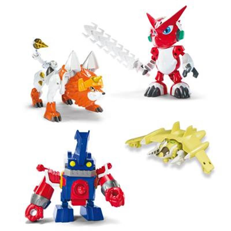 Digimomn Pack figuras Shoutmon X5
